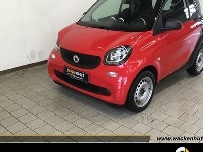used Smart ForTwo Coupé 66 kW turbo PURE+LED+TEMPO+ZV