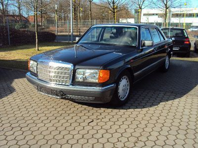 gebraucht Mercedes 420 SEL, Klimaautomatik, Leder,