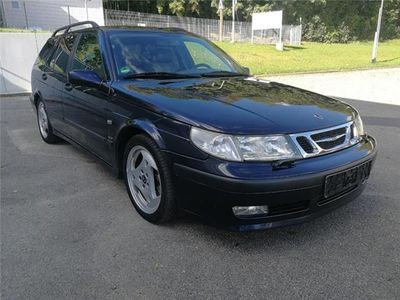 Verkauft Saab 9 5 Kombi 2 3 Turbo Aero Gebraucht 2001 269 000 Km