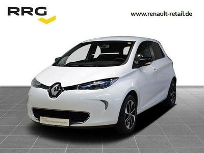 gebraucht Renault Zoe INTENS AUTOMATIK INKLUSIVE BATTERIE