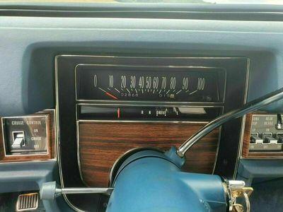 gebraucht Cadillac Eldorado Convertible unrestaurier... als in Hahnstätten