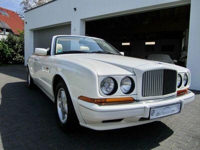 gebraucht Bentley Azure Deutsche EZ! Unfallfrei+Scheckheft! CD2+