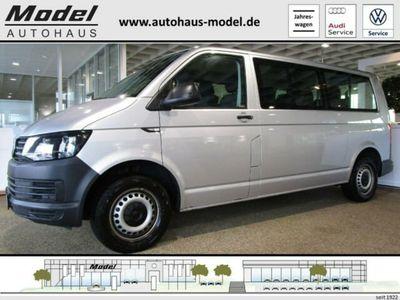 gebraucht VW T6 Kombi DSG - 9-Sitzer - Navi - AHK - Sitzh.
