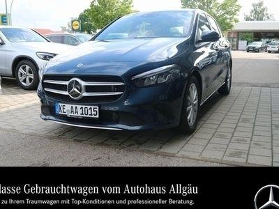gebraucht Mercedes B220 4MATIC+TOUCHPAD+LED+SITZHEIZUNG+*MBUX*+NAV