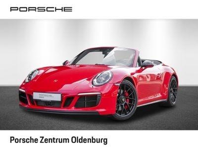 gebraucht Porsche 911 Carrera 4 Cabriolet 991 GTS PDK,ACC,LED,Voll
