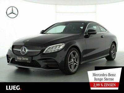 gebraucht Mercedes C200 Coupé AMG