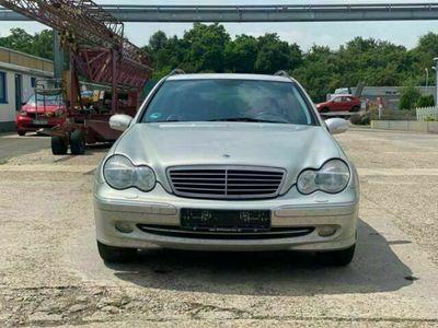 gebraucht Mercedes C240 C -Klasse T-ModellAvantgarde