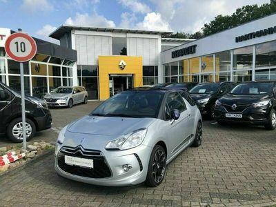 gebraucht Citroën DS3 Cabriolet Sport Chic THP Klimaanlage