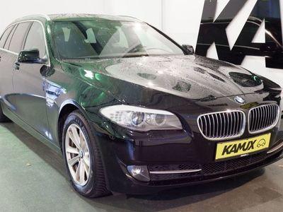 gebraucht BMW 530 d xDrive Aut. +Bi-Xenon +Navi +Vollleder +M-Lenkrad +Elektr. Heckklappe +1.Hand