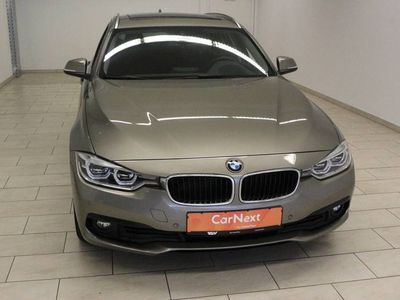 gebraucht BMW 318 3 Serie d Touring xDrive Advantage LED Pano PDC