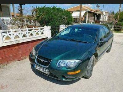 gebraucht Chrysler 300M 2.7 l Lpg
