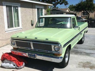 gebraucht Ford V8 F 100 1972 5,8lrostfrei aus Californien