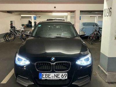 gebraucht BMW M135 i mit neuen Winterreifen und Garantie