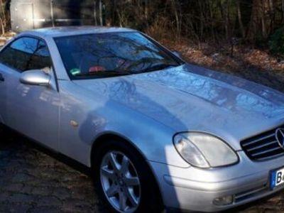 gebraucht Mercedes SLK200 Grundausstattung