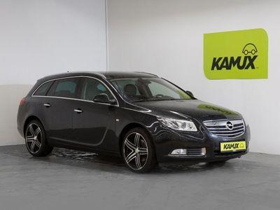gebraucht Opel Insignia 2.0 CDTi Sports Innovation +Bi-Xenon +Navi +PDC +Leder