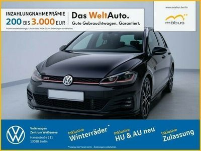 gebraucht VW Golf VII GTI VII 2.0 TSI DSG++GTI+DAB+PANO+LED+RFK+ACC++