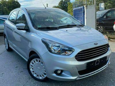 gebraucht Ford Ka Plus 1.2 Cool&Sound +1*HAND+19TKM+MULTI+