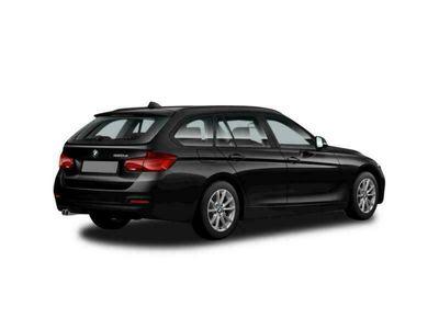 gebraucht BMW 320 320 d Touring Advantage LED Navi Bus. Komfortzg.