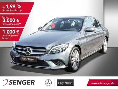 gebraucht Mercedes C180 AVANTGARDE+KAMERA+SHZ+KEYLESS+PARKTRONIC