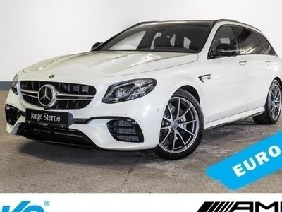 second-hand Mercedes E63 AMG 4M+ T Drivers Package*Burmester*Comand*