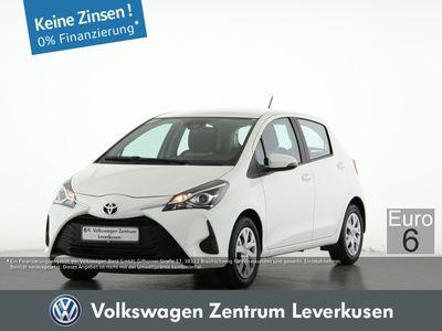 gebraucht Toyota Yaris 1.0 VVT-i PORT NAVI KAMERA KLIMA EURO6