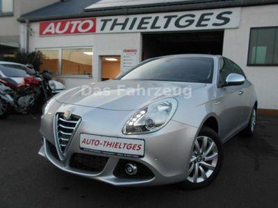 gebraucht Alfa Romeo Giulietta 2.0 EURO 6,Sitzh.Navi,DBV Radio