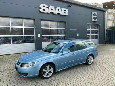 gebraucht Saab 9-5 2.0t BioPower Linear SportCombi als Kombi in Kiel