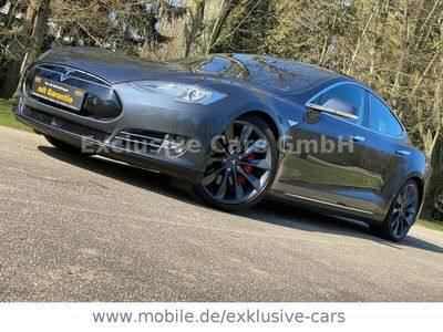 gebraucht Tesla Model S P85D Performance *700PS*AP1*SC*