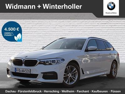 used BMW 520 d xDrive Touring