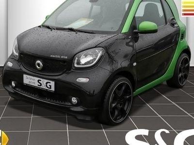 gebraucht Smart ForTwo Electric Drive LED&Sensor-P./Cool&Media-P.