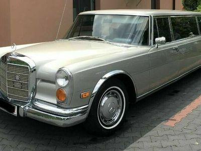 "gebraucht Mercedes 600 Pullman Strech Limousine ""Längste der Welt"""