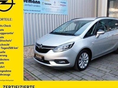 gebraucht Opel Zafira C 2.0 Active CDTi OnStar, Sitzheizung, Navi, Nebel