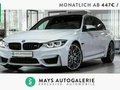 gebraucht BMW M3 Competition *M-DRIVERS PACKAGE*HUD*H&K*ASSIST*