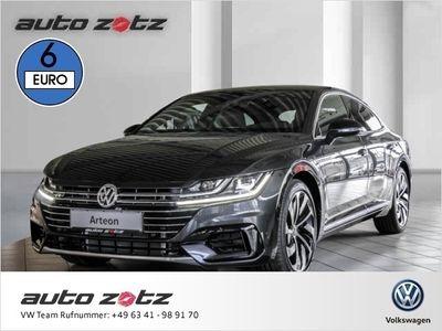 gebraucht VW Arteon R-Line DSG Busines Premium (Navi LED Klima Einpark