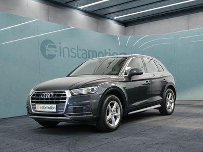 gebraucht Audi Q5 Q52.0 TDI sport AHKNaviXenonSHZ Bluetooth