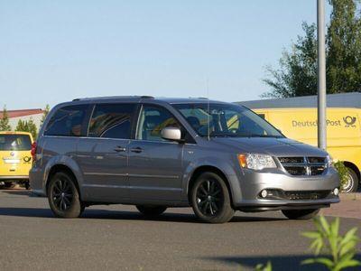 gebraucht Dodge Grand Caravan 3.6 V6 CREW/LEDER/NAVI/Euro5