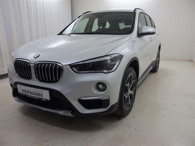 gebraucht BMW X1 xDrive20d Aut. xLine+Navi+Parkass.+LED+AHK++