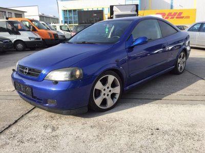 gebraucht Opel Astra Coupe 2.2 Linea BlueKlimaanlage~Teilleder
