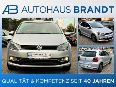 gebraucht VW Polo 1,2 TSI Highline Navi*Alu*Tempo*PDC*Bluet.