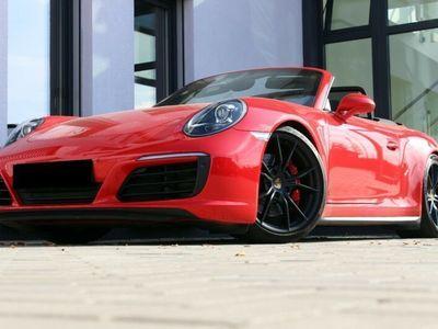 gebraucht Porsche 911 Carrera 4S Cabriolet 991 * Garantie*MEGA SOUND*