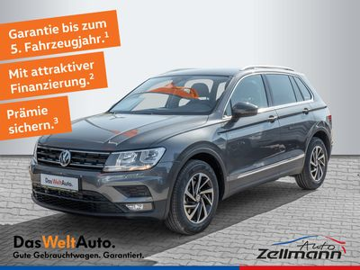 used VW Tiguan JOIN 2.0 TDI 6-Gang-Schaltung ACC. Climatronic. Navi. PDC. Fron
