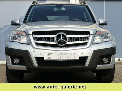 gebraucht Mercedes GLK280 GLK-Klasse4-Matic,Navi,Leder,Pano,Xenon