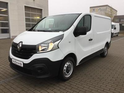 used Renault Trafic Lkw L1H1 2,9t 1.6 dCi Klima