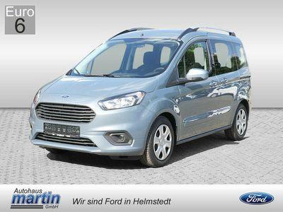 gebraucht Ford Transit Courier Kombi 1.0 EcoBoost Trend SHZ EU6