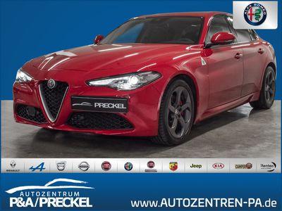 gebraucht Alfa Romeo Giulia Super 2.0 /Navi/Assistenz-Pkt/Bi-Xenon/