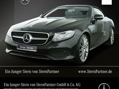 used Mercedes E300 AMG 20 Zoll+Burmester+Comand+AHK+Distron.