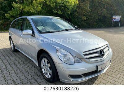 gebraucht Mercedes R350 L 4-Matic/AMG-Optic-/Styling-Paket 1/Schec