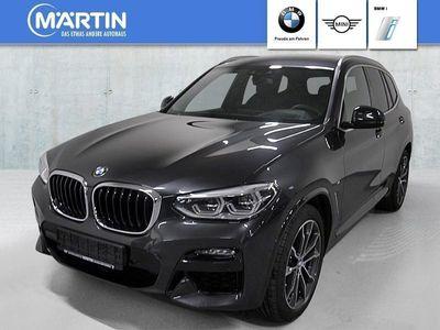 gebraucht BMW X3 xDrive30d M Sport Head-Up HK HiFi DAB LED