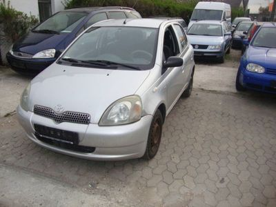 gebraucht Toyota Yaris 1.3 Linea Sol