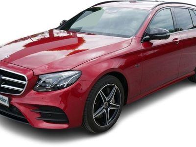 gebraucht Mercedes E300 E300 de T 9G-TRONIC * EXCLUSIVE INTERIEUR * AMG LINE EXTERIEUR * BUSINESS-& FAHRASSISTENZPAKET * MULTIBEAM-LED * AHK
